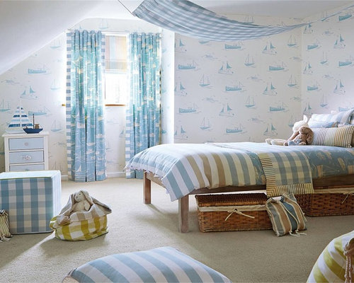 french country bedroom designs. Bedroom Photo In Devon With Multicolored Walls French Country Designs C