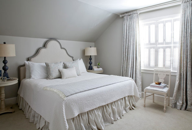 Traditional Bedroom by Davenport Designs