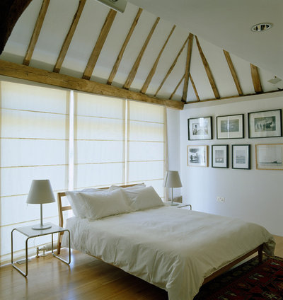 Country Bedroom by Pocknell Studio