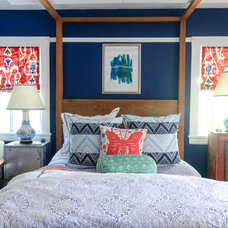 Traditional Bedroom by Alex Amend Photography