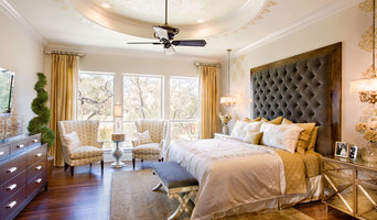 San Antonio Parade Home-Finishing Touches Interior Design