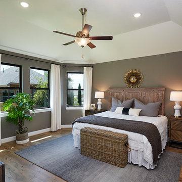 San Antonio, Texas   Arcadia Ridge - Premier Palm Master Bedroom