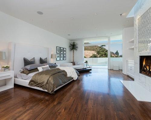 Wood Flooring Bedroom Houzz