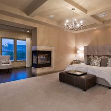 Contemporary Bedroom by Luxury-Designer