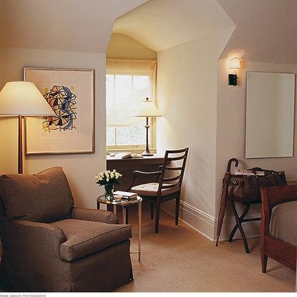 Contemporary Bedroom by Michael Merrill Design Studio, Inc