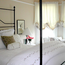 Traditional Bedroom by Diane Portugal Interiors
