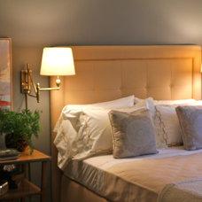 Contemporary Bedroom San Francisco Decorator Showcase 2011