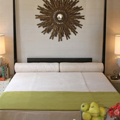 contemporary bedroom San Francisco Decorator Showcase 2011