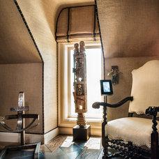 Contemporary Bedroom by Antonio Martins Interior Design