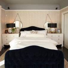 Traditional Bedroom by Annabelle Herrera Interiors