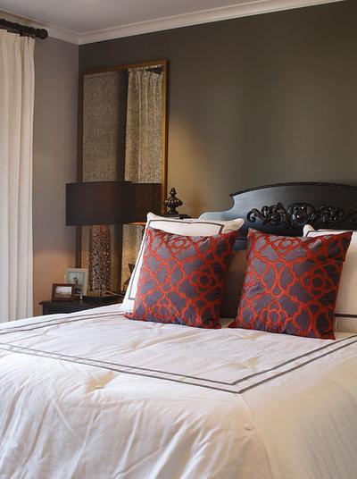Классический Спальня by Artistic Designs for Living, Tineke Triggs