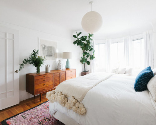 Midcentury bedroom design ideas remodels photos houzz - Midcentury modern bedroom furniture ...