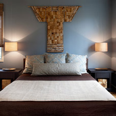 Asian Bedroom by SoYoung Mack Design, Assoc. AIA