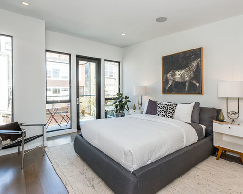 Best Contemporary Bedroom Design Ideas   Remodel Pictures   Houzz SaveEmail  Janine Hunn Designs. Contemporary Bedroom Design. Home Design Ideas