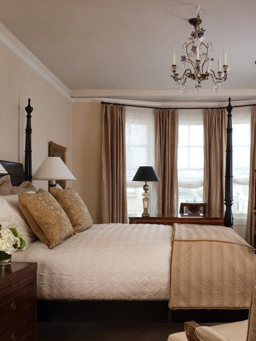 Cream burgundy curtains home design ideas renovations for Traditional window design