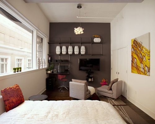 Marvelous Modern Studio Apartment Design Houzz