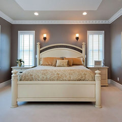 contemporary bedroom by mark pinkerton  - vi360 photography