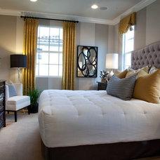 Contemporary Bedroom by Blackbird Interiors