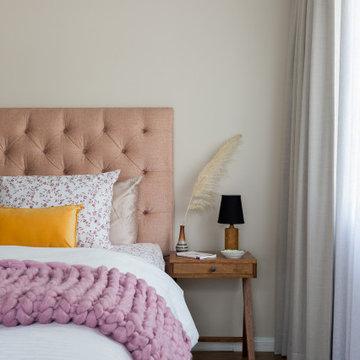 Interior remodel and furniture