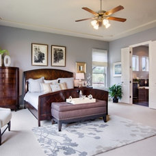 Contemporary Bedroom by Sitterle Homes