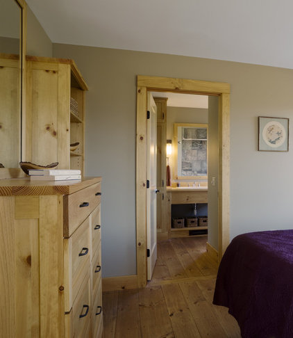 Rustic Bedroom by Susan Teare, Professional Photographer