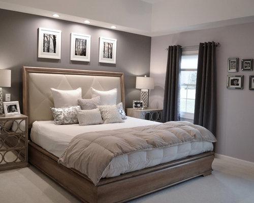 Medium Sized Bedroom Design Ideas, Renovations & Photos
