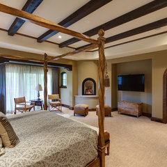 traditional bedroom by Sandy Spring Builders