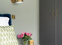 Hi, What's the colour on wall - it's gorgeous? Thanks
