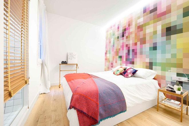 Scandinavian Bedroom by Egue y Seta