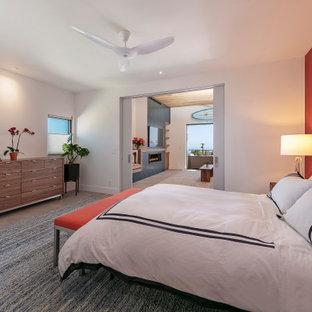 Santa Barbara Mesa House,  Master Bedroom