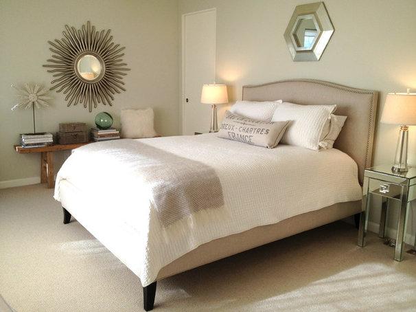 Contemporary Bedroom Santa Barbara Modern