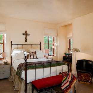 Santa Fe Style Guest Suite - Interior Design by Jennifer Ashton, Allied ASID