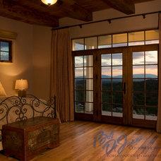 Traditional Bedroom by Bob Di Janni Custom Homes Inc.