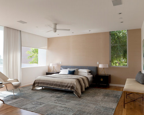 Modern Bedroom Curtains | Houzz