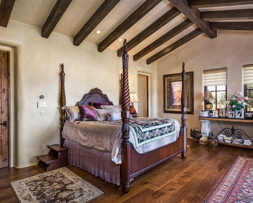 southwestern bedroom design ideas remodels photos with dark