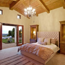 Mediterranean Bedroom by CHPT Construction