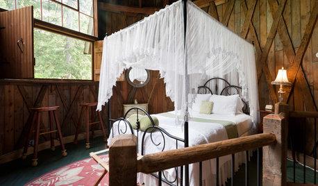 Gör det själv: Drömmiga sänghimlar för alla stilar