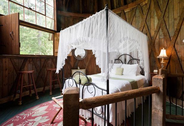 Eklektisk Soveværelse by Tasteful imagery