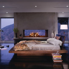 Contemporary Bedroom by Environment Furniture