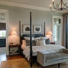 Traditional Bedroom by Coastline Design Works