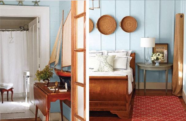 Traditional Bedroom by Linn Gresham Haute Decor