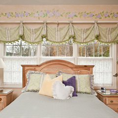 traditional bedroom by Window Works
