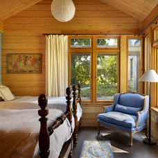Bedroom by NATASHA WALLIS DESIGN