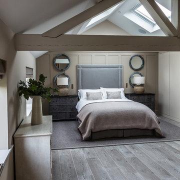 Scandanavian Influenced Bedroom Suite