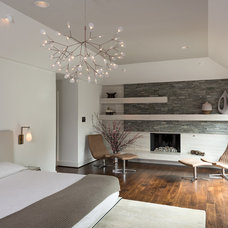 Contemporary Bedroom by gindesigns, llc