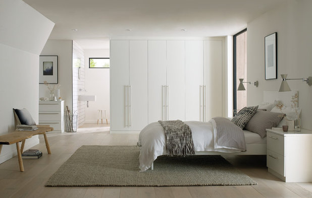 Contemporary Bedroom by Sharps Bedrooms