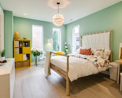 scandinavian bedroom design ideas remodels photos houzz - Bedrooms By Design