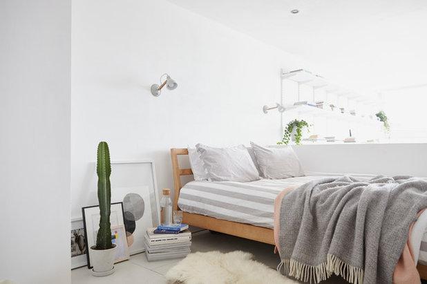 Scandinavian Bedroom Scandinavian Bedroom