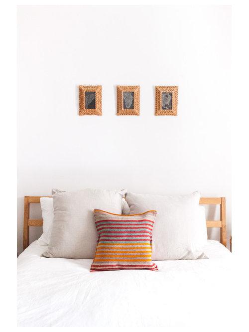 Chambre scandinave los angeles photos et id es d co de for Taille moyenne chambre