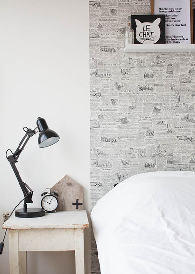 Eclectic Bedroom by Louise de Miranda